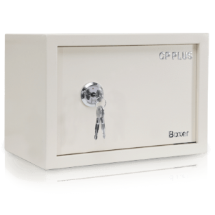 CP PLUS Quadra Key Home Security Safe - BOXER