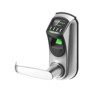 ZKTeco Biometric Fingerprint Recognition Digital Door Lock - L7000-S