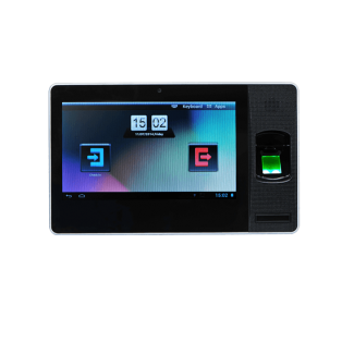 Flexible Time Management Terminal with Android OS - BioSmart-Zpad