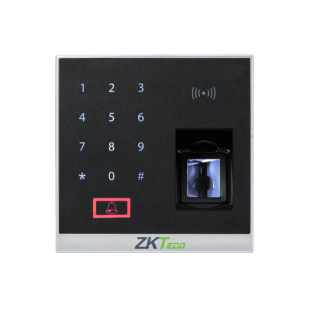 Biometric Fingerprint Reader for Access Control Applications - X8-BT