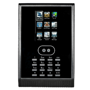 ZKTeco Fingerprint Time and Attendance Biometric Access Control System - KF100
