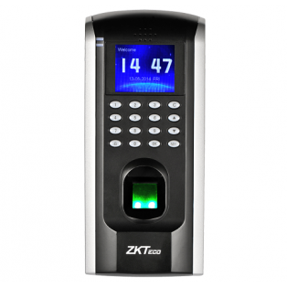 Zkteco Biometric Fingerprint Time & Attendance Access Control System - SF200