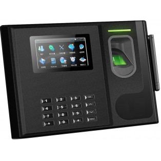 Zkteco Innovative Biometric Fingerprint Reader For Time & Attendance System - BS101-A