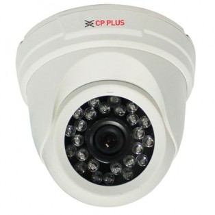 CP PLUS GTC-D24L2 2.4MP Astra HD IR Dome Camera - 20 Mtr