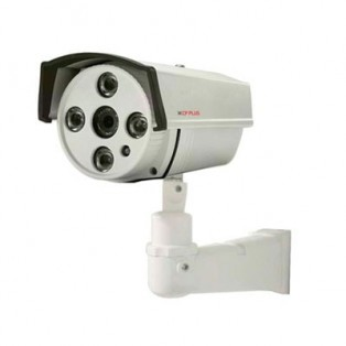 CP PLUS GC-HT20R8 2MP HDX IR Array Bullet Camera - 80Mtr