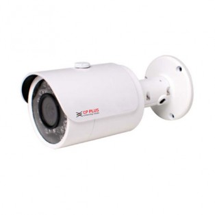 CP PLUS High Resolution 1Megapixel Dual Stream Night Vision Bullet CCTV Camera - CP-UNC-T1011L2