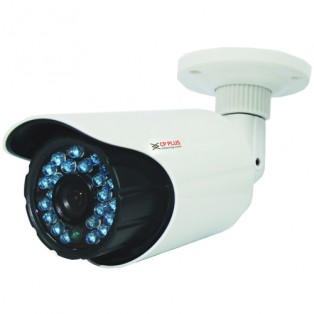 CPPLUS High Definition 720TVL Bullet CCTV Camera- CP-LAC-TC72L3A