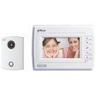 Dahua 7 Inch Video Door Phone - VTO6100C-VTH1510AH