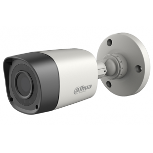 Dahua 1 MP Night Vision Bullet CCTV Camera - HAC-HFW1000RP-0360B
