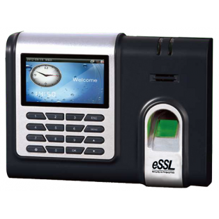 eSSl Standalone Biometric Fingerprint Time and Attendance Reader - X628