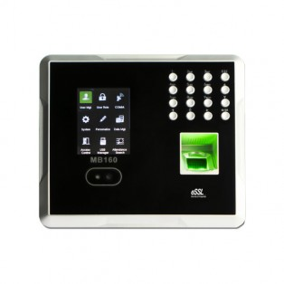 eSSL Multi-Biometric Identification Time Attendance & Access Control System - MB160