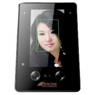 Realtime Face and Fingerprint Time and Attendance Biometric Access Control System - T500F
