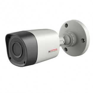 CP Plus 1 megapixel High Defination Night vision Bullet CCTV Camera - CP-UVC-T1100L2-A