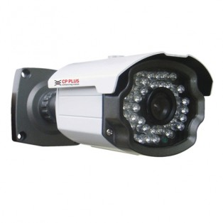 CP Plus 2 Megapixel High Defination Night Vision Bullet CCTV Camera - CP-VC-T20L2