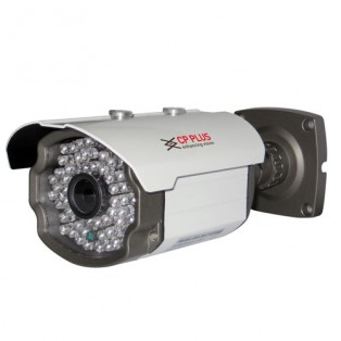 CPPLUS 1 Megapixel High Defination Night Vision Bullet CCTV Camera - CP-VC-T10L5