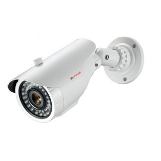 CP Plus High Definition 1 Megapixel Night Vision Bullet CCTV Camera with Pro Image Sensor - CP-VCG-T10L2