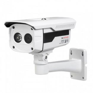 CP Plus 1 Megapixel High Defination Night Vision Dual Stream Bullet CCTV Camera - CP-UVC-T1100R3