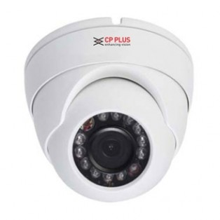 CP Plus 2 Megapixel High resolution Night vision Dome CCTV Camera - CP-UVC-D1200L2