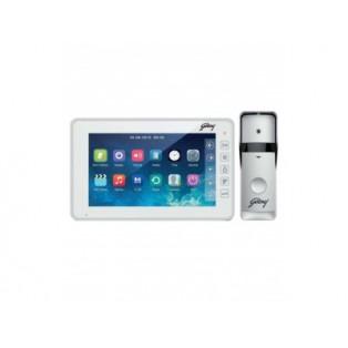 Godrej Night Vision Infrared High Resolution Home Security Video Door Phone - SeeThru ST 7 Lite